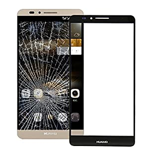 HUAWEI ASCEND MATE 7 FRONT GLAS GLASS Displayglas SCREEN + Werkzeug SCHWARZ