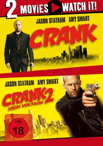 Crank / Crank 2: High Voltage [2 DVDs]
