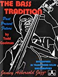 AEBERSOLD COOLMAN TOOD - BASS TRADITION - BASSE
