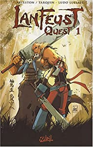 Lanfeust Quest Edition simple Tome 1