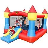 Castillo XXL Happy Hop presenta la mayor de las superficies para saltar