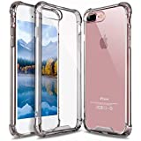 Corners Protection Anti- Shock Case For Iphone 7 Plus, Clear
