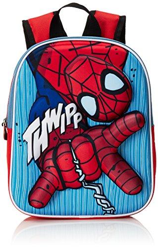 artesania-cerda-2100000921-spiderman-mochila-infantil-color-rojo