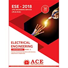 ESE 2018 Mains Electrical Engg Conventional Paper 2, Previous Conventional Questions with Solutions,