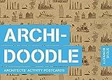 Archidoodle: Architects' Activity Postcards