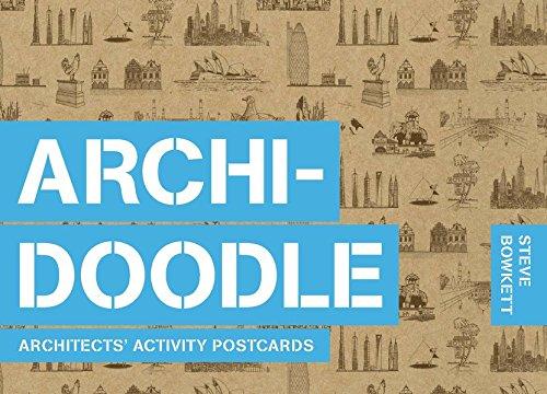 Archidoodle : architects'activity postcards
