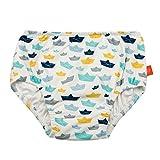 Lässig 1431002102 Baby Swim Diaper Schwimmwindel, Paper Boat, 18 Monate, mehrfarbig