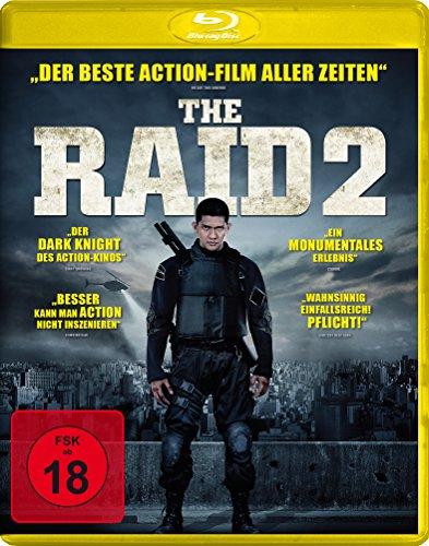 Bild von The Raid 2 - Ungeschnittene Fassung [Blu-ray]