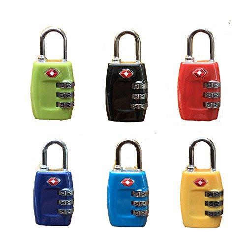 security-lock-mini-combinazione-per-le-vostre-valigie-e-borse-tsa-approvato-colore-casuale