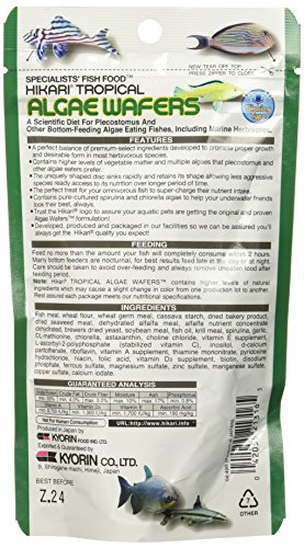 Hikari Algae Wafers [Sng] 82G 4