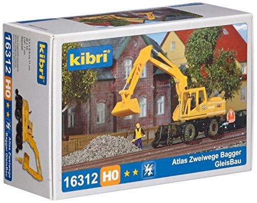 Viessmann 16312 - H0 Atlas Zweiwege Bagger GleisBau