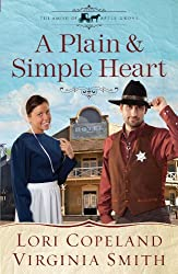 A Plain and Simple Heart (Thorndike Press Large Print Christian Historical Fiction) by Lori Copeland (2012-12-05)