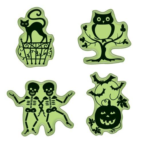 Gear, Halloween Icons by Inkadinkado (Inkadinkado Stempel Halloween)