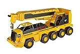 Toy State Caterpillar CAT Massive 58,4cm Maschinen 10-wheel Crane L & S motorisiert
