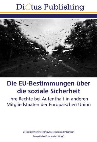 Die EU-Bestimmungen über die soziale Sicherheit
