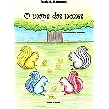 O mapa das nozes (Portuguese Edition)
