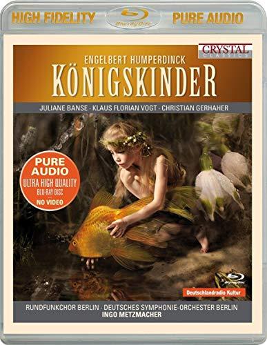 Humperdinck - Koenigskinder [Import allemand]