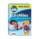 Huggies DryNites Nachthöschen, für Jungen, 3...Vergleich