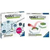 GraviTrax 27611 Lift Spielzeug, bunt &  27613 Trampolin Spielzeug, bunt
