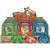 Pokemon XY 2015 Summer Tin Hoenn Power Trading Cards (Random Colour)