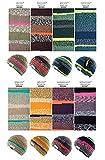 Schachenmayr original 100g Boston Mix - Farbe: 83 - marine color - Farbeffekte direkt vom Knäuel, inspiriert vom aktuellen Sneaker-Trend - (Lager: V-brR-F)