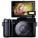 Die besten Kamera für Youtube Videos - Videokamera Camcorder, Huiheng Full HD 1080P 24MP Digitalkamera Bewertungen