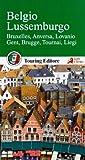 Belgio e Lussemburgo. Bruxelles, Anversa, Lovanio, Gent, Brugge, Tournai, Liegi. Con guida alle informazioni pratiche