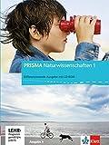 Prisma Naturwissenschaften - Ausgabe A / Schülerbuch mit CD-ROM 1. 5./6. Schuljahr