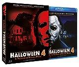 Halloween 4 - El Regreso de Michael Myers BD + DVD de Extras 1988 Halloween 4: The Return of Michael Myers [Blu-ray]