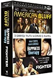 Coffret david o. russell 3 films : american bluff ; happiness therapy ; fighter
