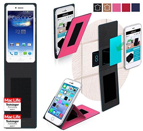 reboon Hülle für Asus PadFone Infinity 2 Tasche Cover Case Bumper | Pink | Testsieger