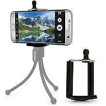 igadgitz Adaptador Soporte para Teléfono Móvil para Trípodes, Monopies & Palos selfies