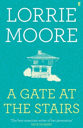 Book cover for A Gate at the Stairs
