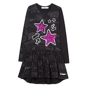 Desigual Vest_Star, Vestido para Niñas