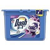 Dash Pods 15 Caps Lavanda Detersivo Lavatrice in Monodosi