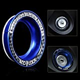Emblem Trading Emblem Schlüssel Zündschlüssel Rahmen Abdeckung Blau Für Logo Zerring MK2 MK3