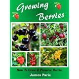 Growing Berries: How To Grow & Preserve Strawberries, Raspberries, Blackberries, Blueberries, Gooseberries, Redcurrants,Blackcurrants & Whitecurrants. (English Edition)