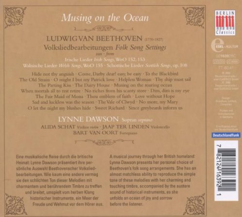 Beethoven : Musing on the Océan - Chanson Folkloriques - Ludwig Van Beethoven