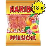 Haribo Pfirsiche (18x 200g Beutel)