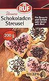 Ruf Schokoladen Streusel, 2er Pack (2 x 200 g)