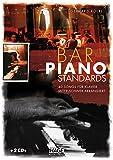 Bar Piano Standards: 40 Songs für Klavier - mittelschwer arrangiert (mit 2 CDs)