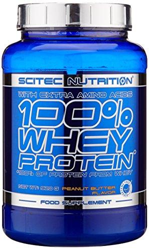 Scitec Nutrition Protein Whey Protein, Erdnussbutter, 920g
