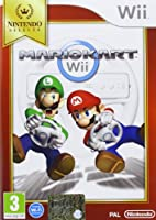 Nintendo Mario Kart Wii-SelectMario Kart, WiiSpecifiche:EditoreNintendoGame EditionBasicoPiattaformaNintendo WiiGenereCorseMultiplayer ModeSìNr Massimo di Giocatori4SviluppatoreNintendoClassificazione ESRBE (tutti)Classificazione PEGI3Data di Rilasci...