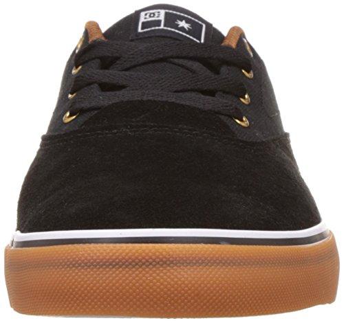 DC Shoes Sultan S - Chaussures pour homme ADYS300196 Noir - Black/White/Gum