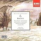 Britten: Winter Words, On This Island, Seven Sonnets Of Michelangelo