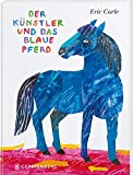 Der Künstler und das blaue Pferd: Midi-Ausgabe