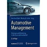 Automotive Management: Strategie und Marketing in der Automobilwirtschaft