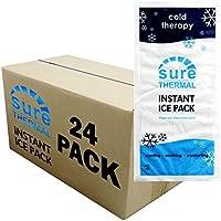 Sure Thermo Cool Instant Freeze Schmerzlinderung Chill Kühlakkus, 24x Einsparung Bundle preisvergleich bei billige-tabletten.eu