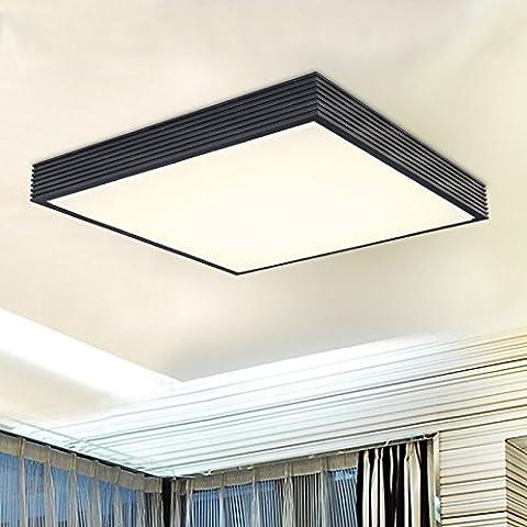 Uno stile moderno e minimalista camera da letto soggiorno ristorante Cafe lampadari luce a soffitto-G755