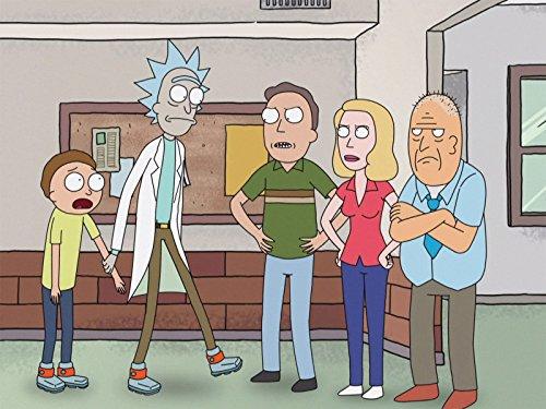 School of Rick (Suche Nach Auf Kontakt Der Ersten)